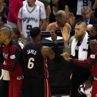 Basket, finale Nba: la rivincita di James e di Miami, San Antonio in ginocchio