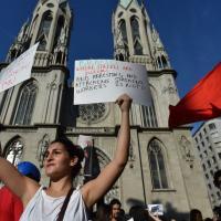 Brasile 2014, le proteste bloccano San Paolo