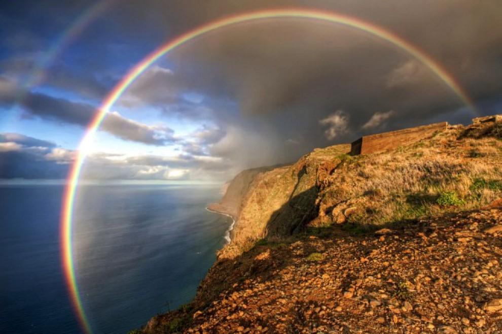 Tutto il fascino dell'arcobaleno: ecco i più belli