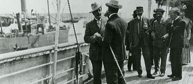 Ascolta la voce di Puccini il saluto al pubblico del 1907