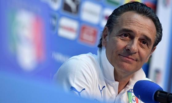 Nazionale, Prandelli: ''Balotelli e Immobile insieme? Non si può fare''