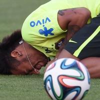 Mondiale 2014, Brasile; Neymar ha dolore ad un piede. E Scolari si spaventa
