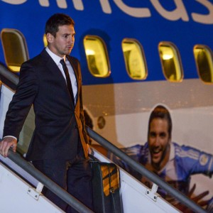 Mondiali 2014: Francia, Uruguay e Argentina atterrano in Brasile