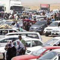 Iraq, esodo in massa da Mosul in mano ai qaedisti