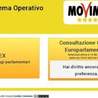 M5s, il voto online per le alleanze in Europa