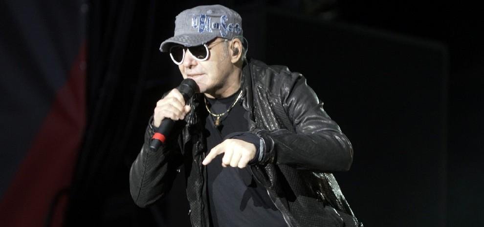 Vasco, Live Kom 014 sulla rampa di lancio: partenza da Roma il 25 giugno, sette show