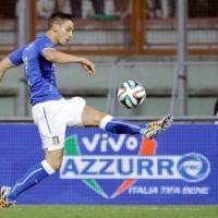 Italia, contrattura per De Sciglio: salta l'Inghilterra ma resta in Brasile