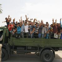 Iraq, il governo arruola la popolazione