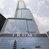 Trump Tower, la scritta della discordia