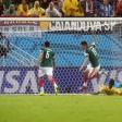 Messico-Camerun 1-0, Peralta doma i Leoni africani