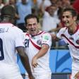 Uruguay-Costarica 1-3: illusione Cavani, la 'Celeste' crolla nella ripresa