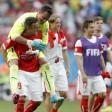 Svizzera-Ecuador 2-1: vittoria elvetica in rimonta, decide Seferovic al 93'