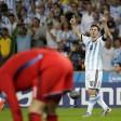 Argentina-Bosnia 2-1: decide Messi ma l'Albiceleste non incanta
