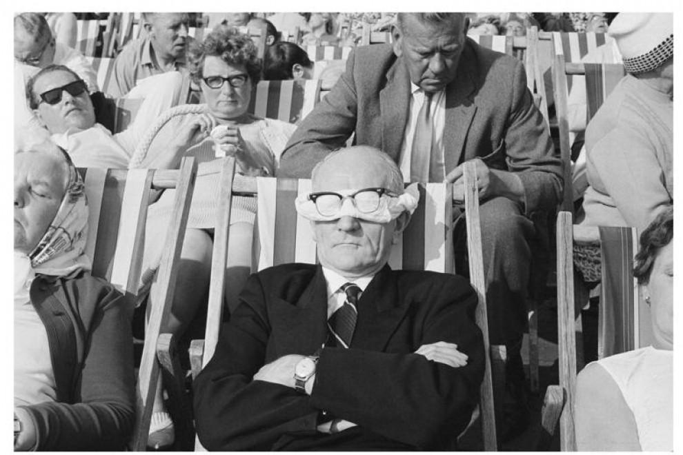 Tony Ray-Jones: anni Sessanta, l'Inghilterra in posa