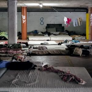 """Palazzo Selam, """"la città invisibile"""" dei richiedenti asilo apre le porte per raccontare ciò che succede"""