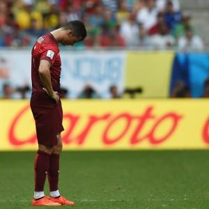 Portogallo, Ronaldo è l'unica stella che non si è accesa