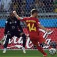 Belgio-Algeria 2-1, Fellaini e Mertens firmano la rimonta dei Diavoli rossi