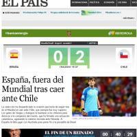 Brasile 2014, esce di scena Juan Carlos e abdica la Campeona: la notizia sui siti spagnoli