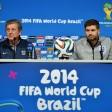 """Inghilterra, Hodgson avvisa l'Uruguay: """"In attacco possiamo far male"""""""