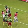Camerun-Croazia 0-4: Leoni umiliati ed eliminati