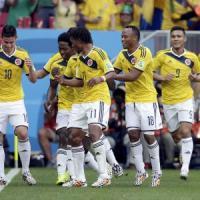 Colombia-Costa d'Avorio 2-1: storico due su due, ottavi a un passo