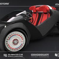 Urbee, l'altra auto stampata in 3D