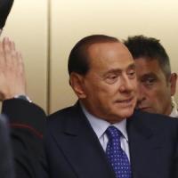 """Berlusconi torna alla carica per la grazia, """"faccio le riforme anche per questo"""""""