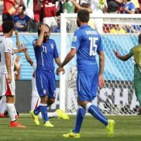 Irriconoscibile Italia, il Costarica vince 1-0 e si qualifica