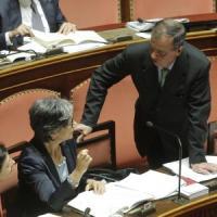 Il patto del nuovo Senato: 100 seggi e meno poteri ma ritorna l'immunità.  Renzi: vince l'asse con Fi