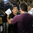 """Maradona attacca la Fifa: """"Inaccettabili sette controlli antidoping a Costarica"""""""