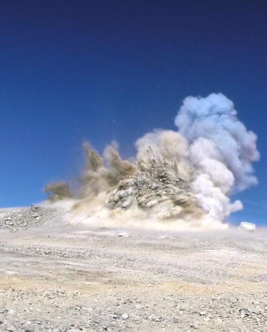 Cile, giù la montagna: arriva il telescopio più grande del mondo