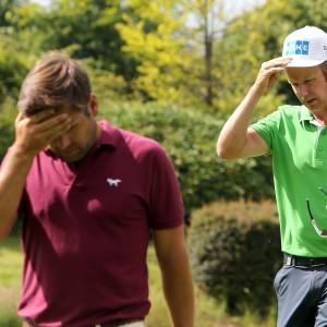Golf, Ilonen in testa nell'Irish Open. Edoardo Molinari ottavo