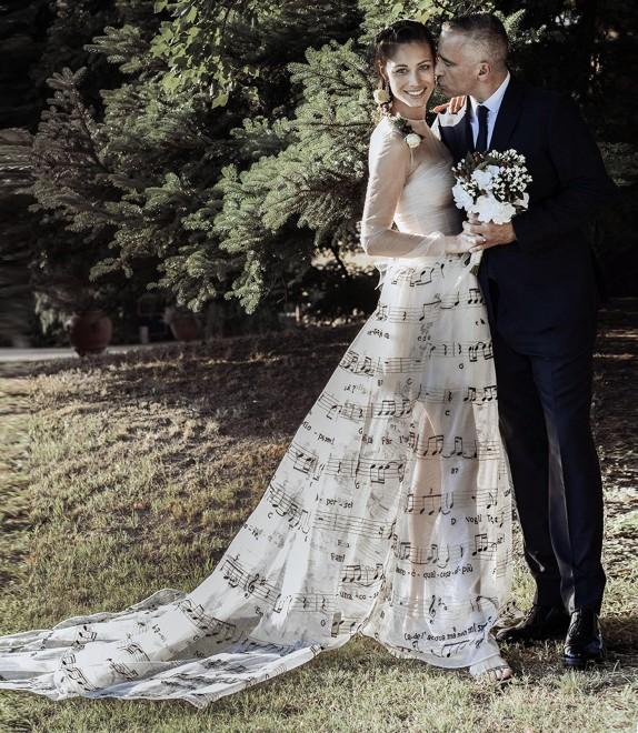 Eros Ramazzotti e Marica sposi, le foto ufficiali della festa di nozze
