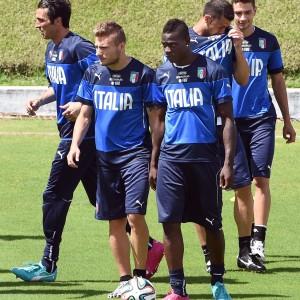 Italia, Prandelli ha scelto il 3-5-2: c'è Immobile con Balotelli