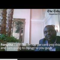 """Ghana e partite vendute: le immagini che accusano il presidente della federazione"""""""
