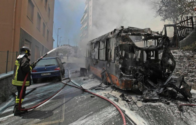 """Anav: """"Pieno appoggio all'inchiesta sui bus di Repubblica.it"""""""