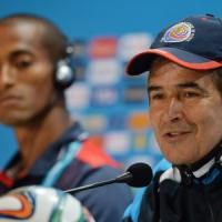 Costarica, Pinto senza limiti: ''Mi ispiro all'Italia del 2006''