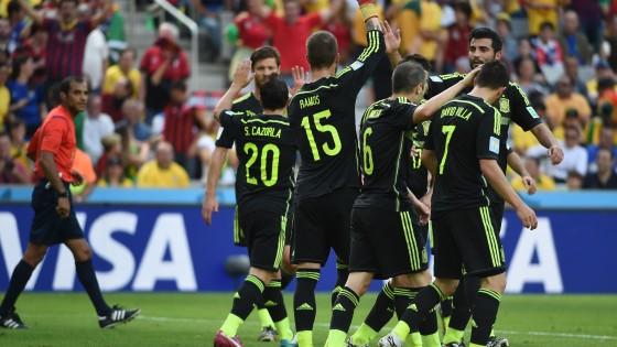 Australia-Spagna 0-3, le Furie Rosse ritrovano l'orgoglio nel giorno dell'addio