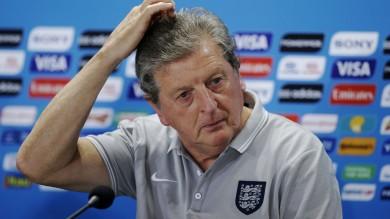 Inghilterra, Hodgson: ''Giocheremo per l'orgoglio, abbiamo un grande futuro''