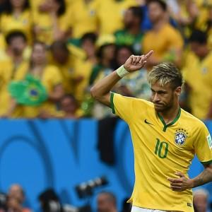 Camerun-Brasile 1-4: Neymar-show, la Seleçao si regala il Cile