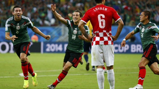 Croazia-Messico 1-3: 'Tricolor' incontenibile, ora sfiderà l'Olanda