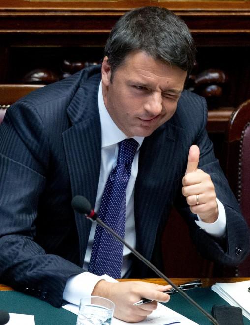Semestre Ue, il discorso di Renzi alla Camera - Repubblica.it