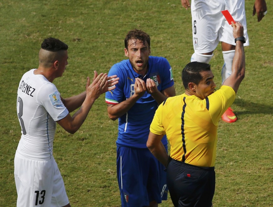 Італія - Уругвай 0:1. Finita la comedia - изображение 6