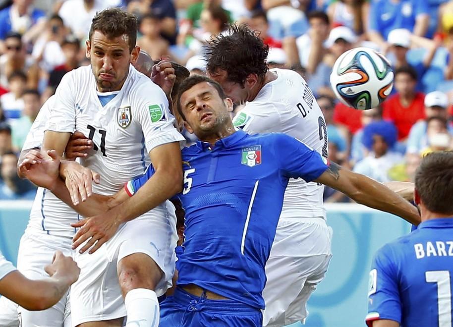 Італія - Уругвай 0:1. Finita la comedia - изображение 7