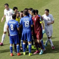 Italia, l'arbitro un alibi: è stato un fallimento