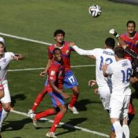 Costarica-Inghilterra 0-0: centramericani primi nel girone, affronteranno