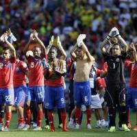 Altro che girone della morte, Costarica e Uruguay solo più preparate