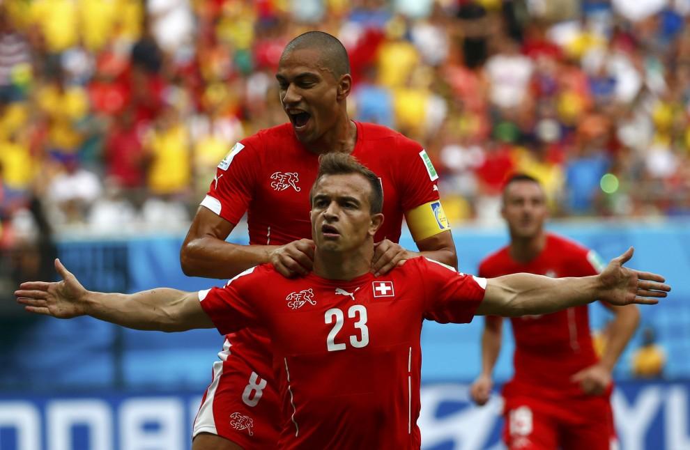 Гондурас - Швейцарія 0:3. Бенефіс Шакірі - изображение 3