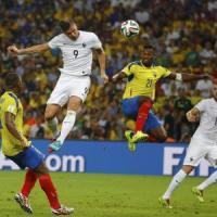 Francia-Ecuador 0-0, Bleus primi nel girone: affronteranno la Nigeria