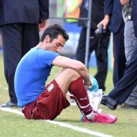 Italia, Buffon: ''Abbiamo fatto una brutta figura''